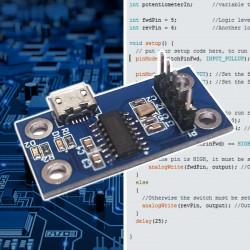 Преобразователь USB в UART
