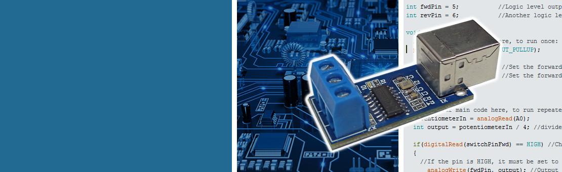 Преобразователь USB в RS385